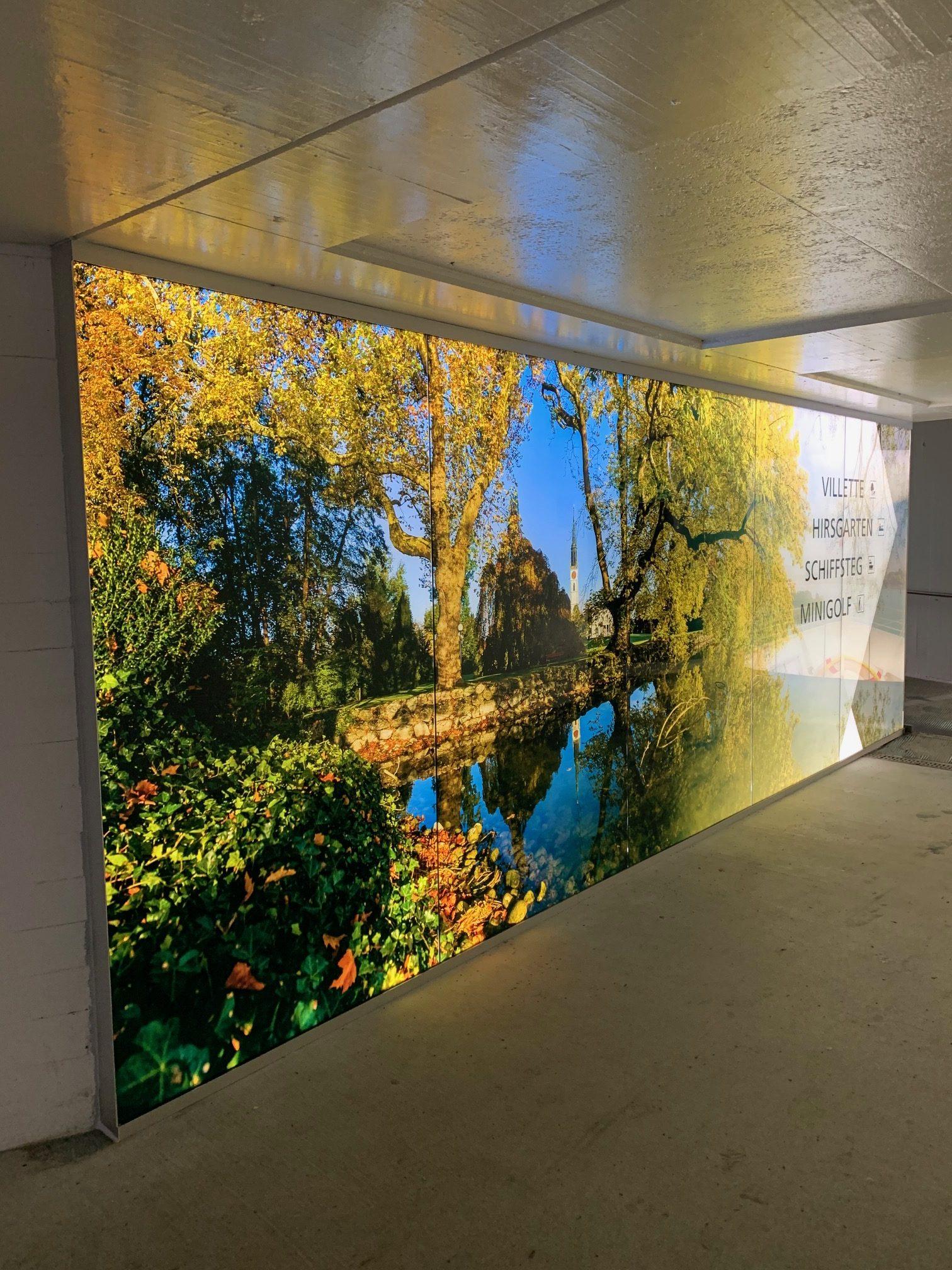 Portrait Felber Glas öffentliche Arbeit