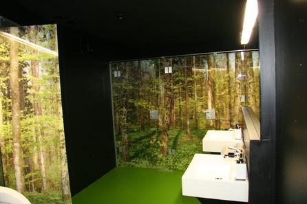 Toilettenanlage Tannenwald