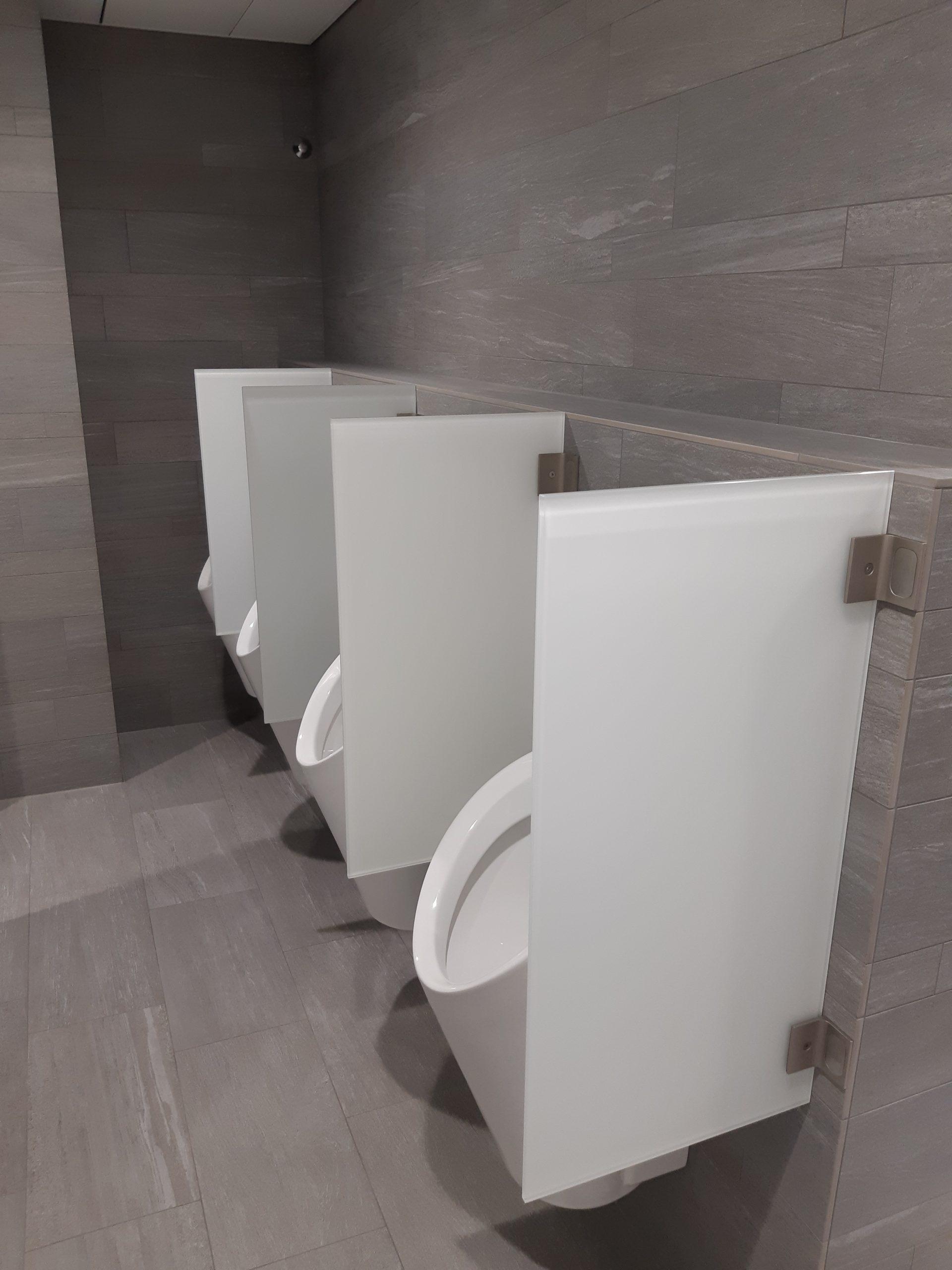 Toilettenanlage einfach
